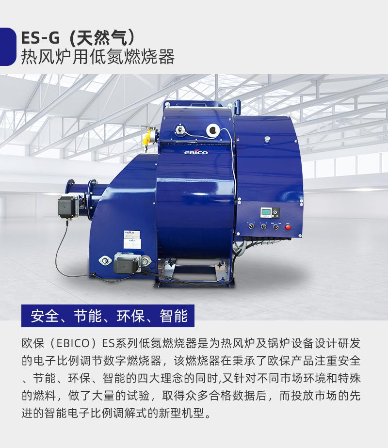大品牌低氮燃烧器