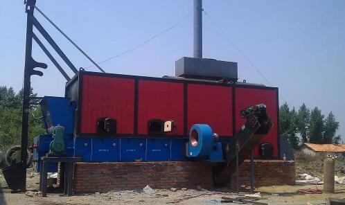 热风炉及其热风炉燃烧器介绍